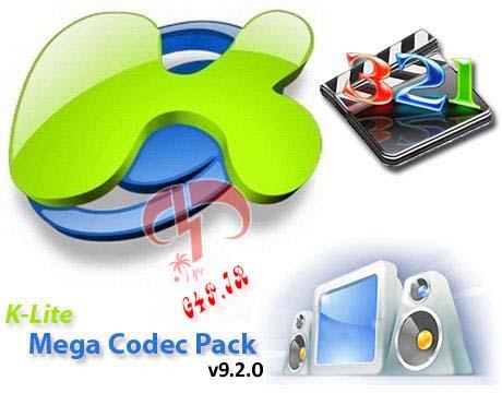 دانلود نرم افزار پخش تمامی فرمت های صوتی و تصویری – K Lite Mega Codec Pack v9.2.0 Final