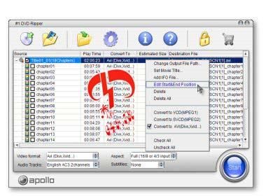 دانلود نرم افزار کاهش حجم فیلم  DVD بدون افت کیفیت با  No1 DVD Ripper 6
