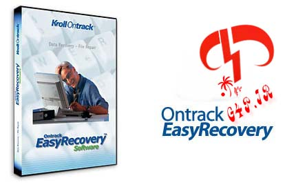 دانلود نرم افزار بازیابی اطلاعات پاک شده – Ontrack EasyRecovery Professional 10.0