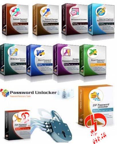 دانلود نرم افزار پیدا کردن و برداشتن پسورد برنامه ها با Password Unlocker