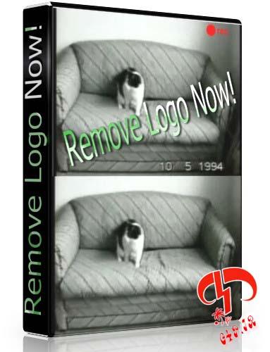 دانلود نرم افزار حذف متن و آدرس های روی فیلم – Remove Logo Now! 1.2