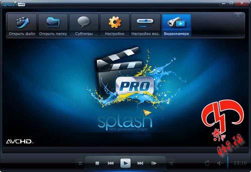 دانلود نرم افزار پلیر قدرتمند انواع فرمت های صوتی و تصویری – Splash PRO EX 1.13
