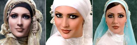 آموزش کامل بستن مدل های شال و روسری