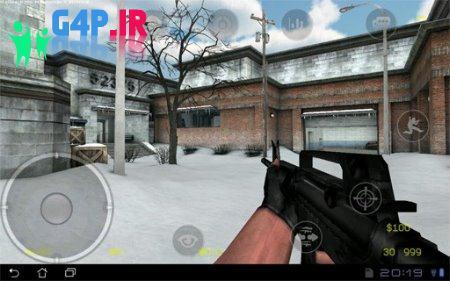 دانلود بازی کانتر برای آندروید Counter Strike Android