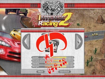 دانلود بازی جذاب و هیجان انگیز مسابقات رالی Intense Racing 2