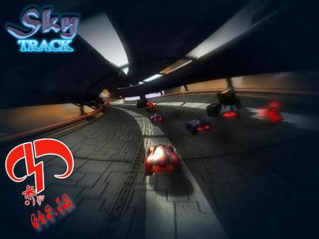 تجربه ی رانندگی با سرعت بالا در جاده های بالای آسمان در بازی فوق العاده زیبای Sky Track
