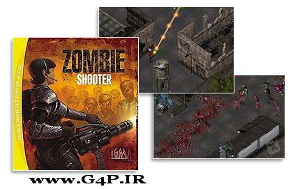 دانلود بازی ترسناک و کم حجم Zombie Shooter - تیراندازی به زامبی ها